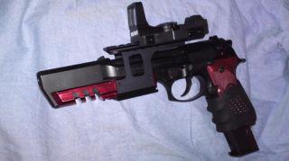 Shooting Salamander